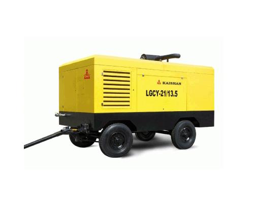 柴油机头可移动式空压机