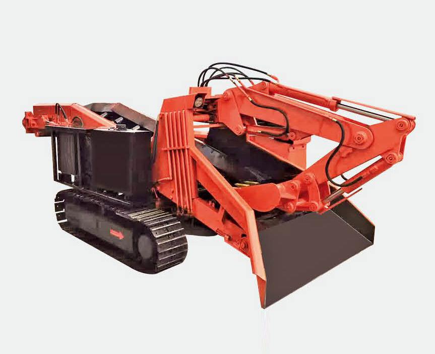 LD60 T履带式扒渣机,皮带传输