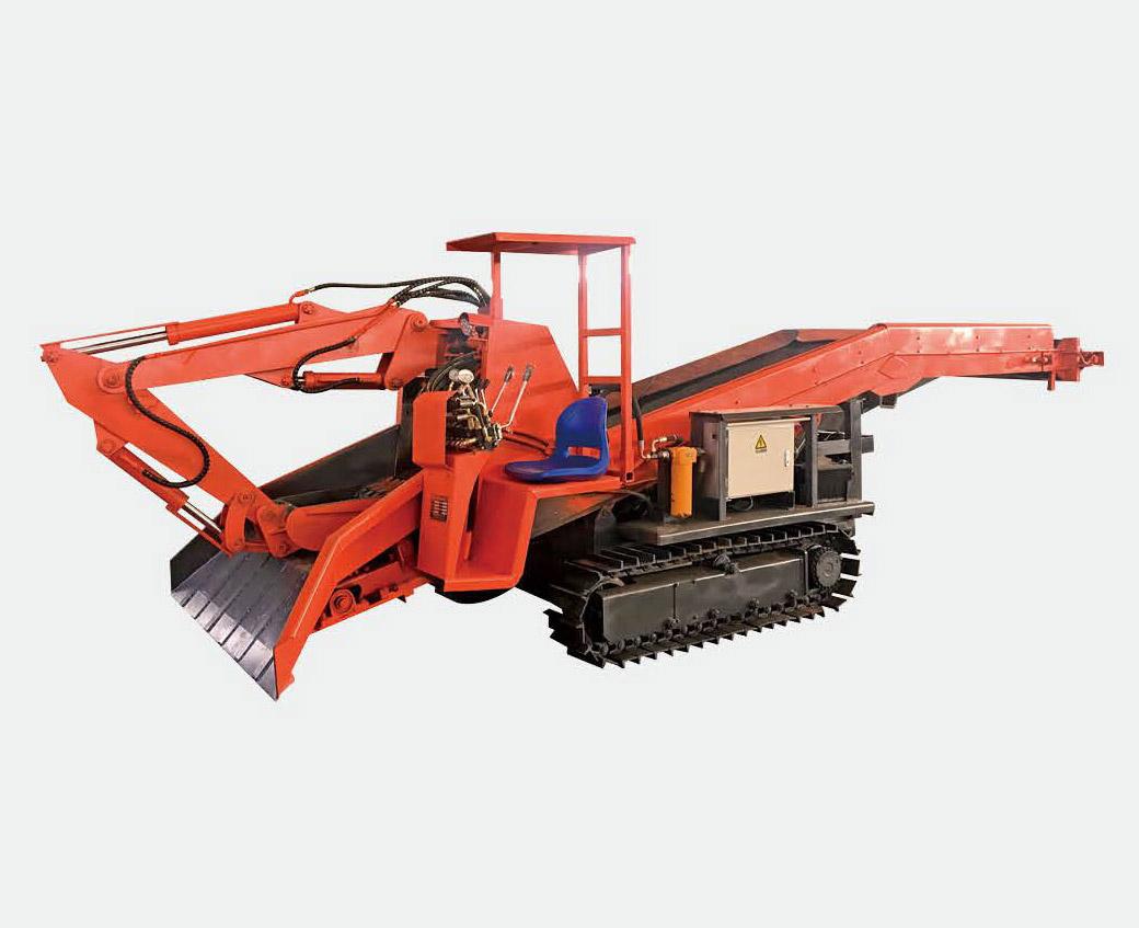 LD80 T履带式扒渣机,皮带传输
