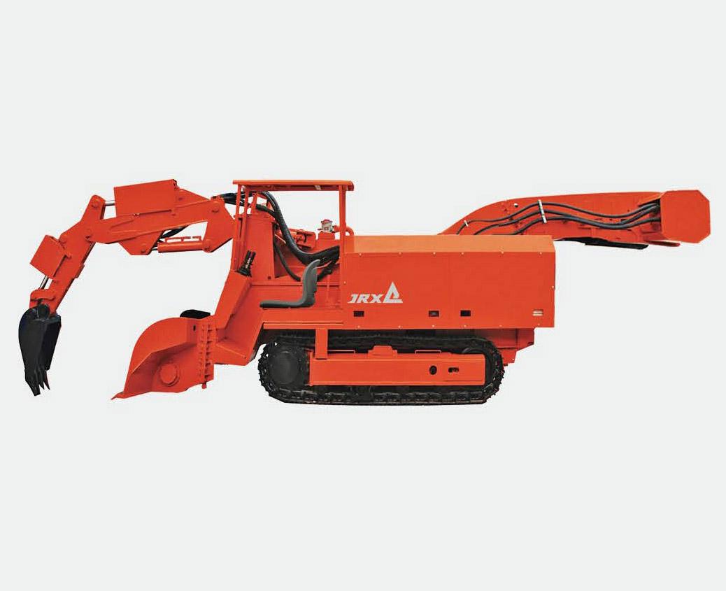 LD120 T履带式扒渣机,皮带传输