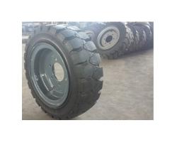 各种规格实心轮胎
