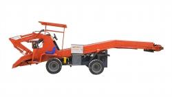 南京轮胎式扒渣机120型  扒矿机