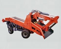 ZWY-50/15T 轮胎式扒渣机