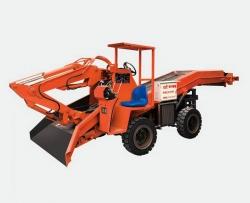 ZWY-80/18.5T轮胎式扒渣机
