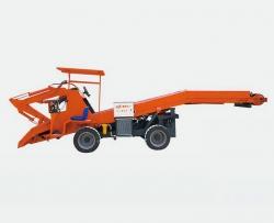 ZWY-120/22T轮胎式扒渣机
